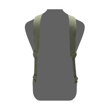 Warrior Slim Line Harness Olive Drab