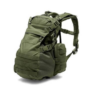 Warrior Helmet Cargo Pack Olive Drab