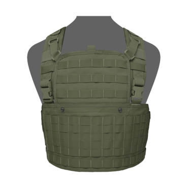 Warrior 901 Chest Rig Base Olive Drab