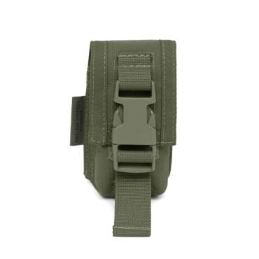 Warrior Strobe Compass Pouch Olive Drab