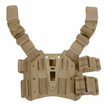 Blackhawk Holster Platform Coyote Brown