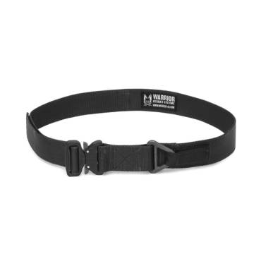 Warrior Cobra Rigger Belt Black