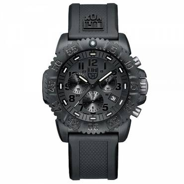 Luminox Colormark Chrono Watch 3081 Black OPs