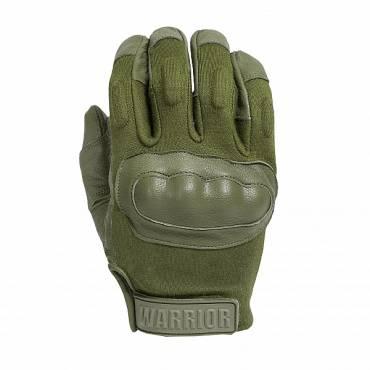 Warrior Enforcer Hard Knuckle Glove Olive Drab