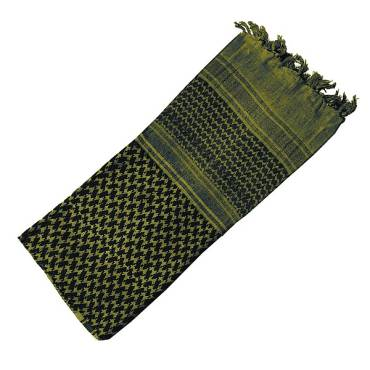 Pentagon P14022 Palestinian Scarf Olive