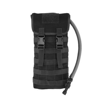Warrior Hydration Carrier Black