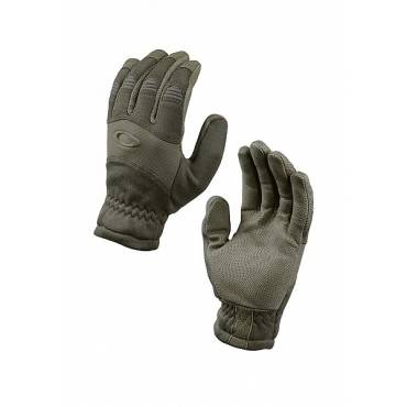 Oakley Lightweight Fire Resisant Gloves Foliage Green