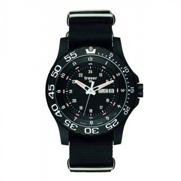 Traser P6600 Elite Red Military Watch