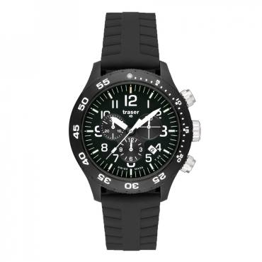 Traser Officer Chronograph Pro Military Watch