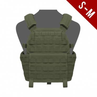 Warrior DCS Plate Carrier Base small/MEDIUM Olive Drab