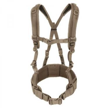 Warrior PLB Load Bearing Harness Combo Coyote Tan