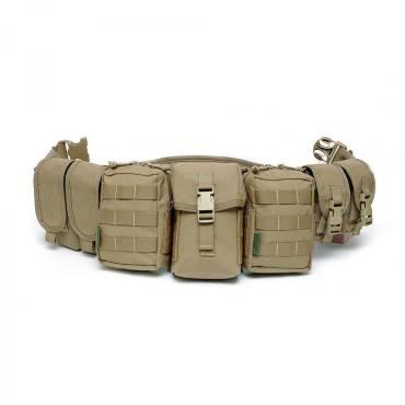 Warrior Belt Mk1 Utility Combo Coyote Tan