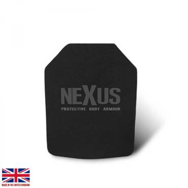 Nexus Level III+ Front Plate