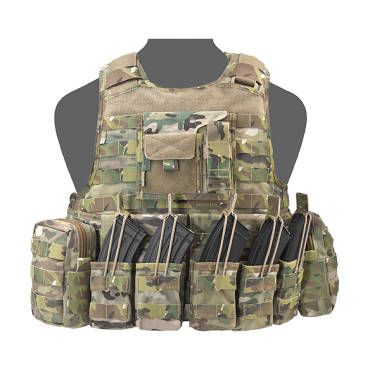 Warrior Raptor AK MultiCam