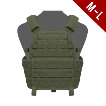 Warrior DCS Plate Carrier Base medium/LARGE Olive Drab