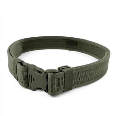 Warrior Tactical Duty Belt OD