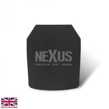 Nexus Level IV STAND ALONE Double Curve Plate Front or Rear