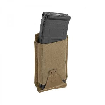 Clawgear 5.56mm Rifle Low Profile Mag Pouch Coyote Tan