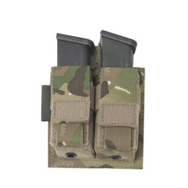 Warrior Double DA 9mm Pistol MultiCam