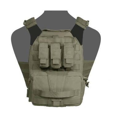 Warrior Assaulters Back Panel Ranger Green