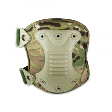Source Knee Pads (Pair) With Carry Bag Multicam