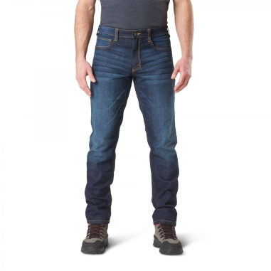 5.11 Defender Flex Jeans Slim Dark Wash Indigo