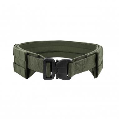 Warrior Low Profile MOLLE Belt OD Green with Polymer Cobra Belt