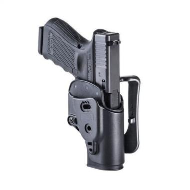 CAA AHSGL1/01 Ambidextrous Inner & Outer Holster for Glock 17,18,19,22,23,25,31,32 Black