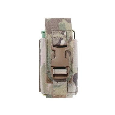 Warrior Laser Cut Smoke Grenade Pouch MultiCam