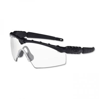 Oakley SI M Frame Strike 2.0 Black/Clear Lens