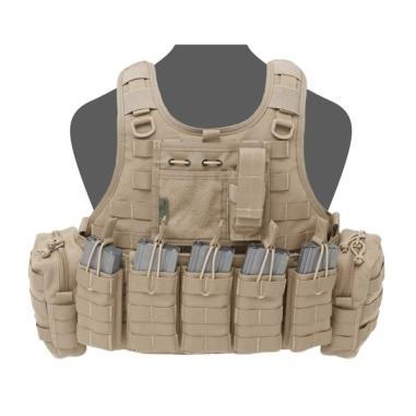 Warrior RICAS Compact DA5.56 Coyote Tan