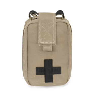 Warrior Personal Medic Rip Off Pouch Coyote Tan