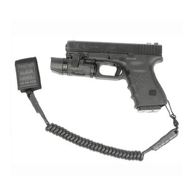 BlackHawk Tactical Coiled Pistol Lanyard