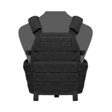 Warrior DCS Plate Carrier Base MEDIUM/LARGE Black