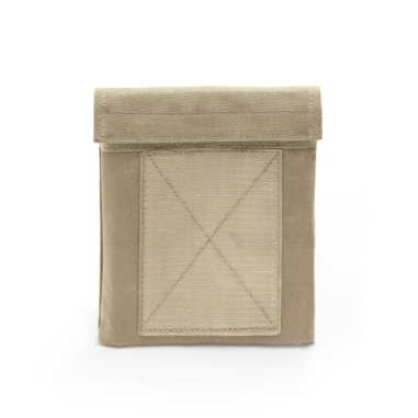 Warrior Side Armour Pouch Raptor Coyote Tan