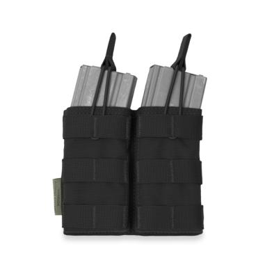 Warrior Double Open 5.56mm Black