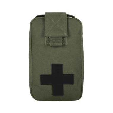 Warrior Personal Medic Rip Off Pouch Olive Drab