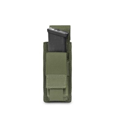 Warrior Single DA 9mm Pistol Olive Drab