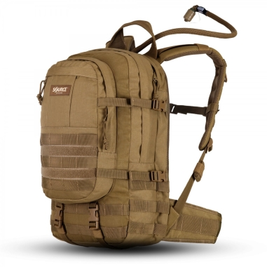 Source Assault 20L Hydration Cargo Pack WXP/WLPS Coyote