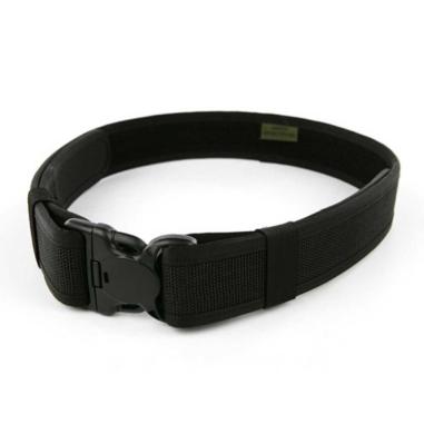 Warrior Tactical Duty Belt Black