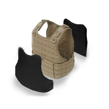 Nexus RICAS Compact Level IIIa Soft Armour Front & Back