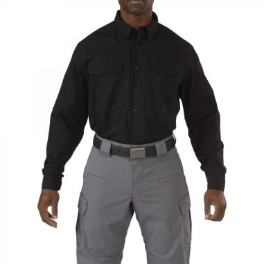 5.11 Stryke Shirt Long Sleeve Black