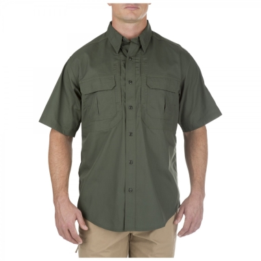 5.11 Taclite Pro Short Sleeve Shirt TDU Green