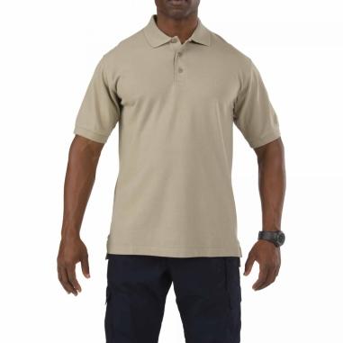 5.11 Professional Polo Silver Tan
