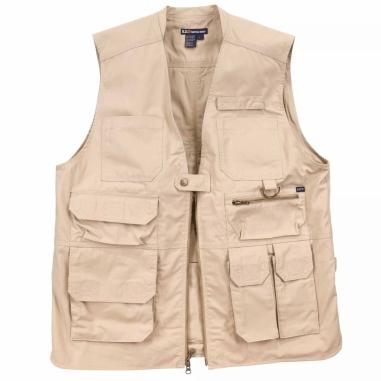 5.11 Taclite Pro Vest With 17 Pockets - TDU Khaki