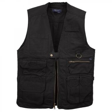 5.11 Tactical Vest With 17 Pockets - Black