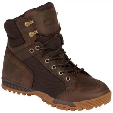 "5.11 Pursuit Advance Boots 6"" Distressed Brown"