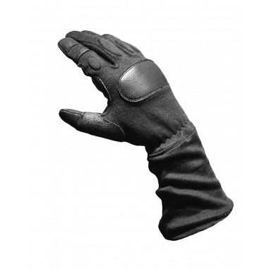 Warrior T.O.G.75 - Tactical Ops Glove  - Black