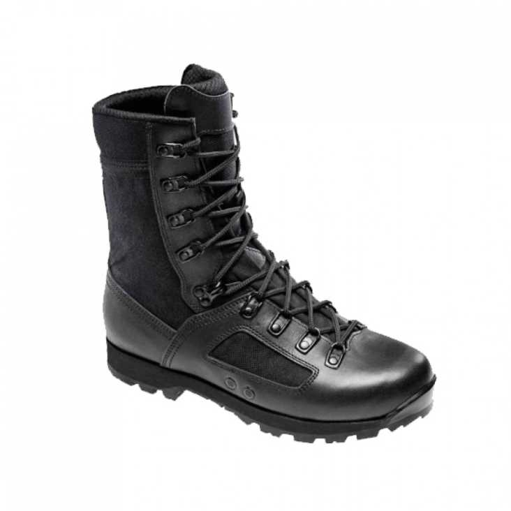 the best attitude various design huge selection of LOWA Elite Jungle Boots Black