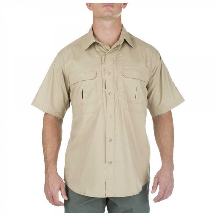 Coyote 5.11 Tactical Shirt Short Sleeve